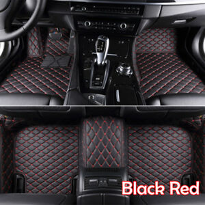 For Bmw X5 F15 E70 Car Floor Mats Luxury Custom Floorliner Auto Mats Carpets Usa