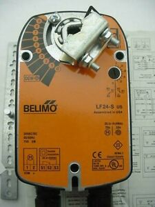 Belimo Lf24 s Us Actuator Ships On The Same Day Of The Purchase