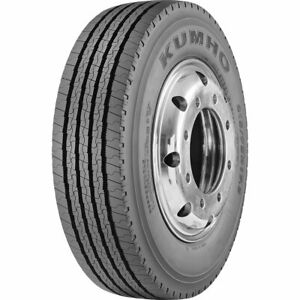 Kumho Krs03 225 70r19 5 Load G 14 Ply Commercial Tire