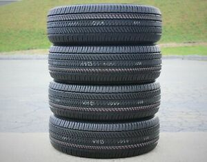 4 New Bridgestone Dueler H t 684 Ii 275 65r18 114t A s All Season Tires