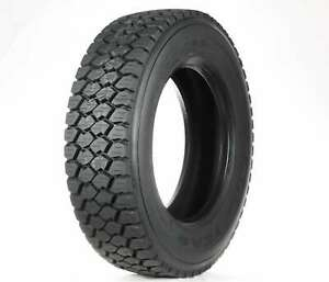 Goodyear G622 Rsd 245 70r19 5 Load G 14 Ply Drive Commercial Tire