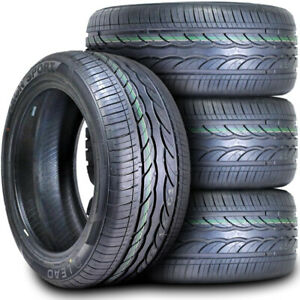 4 New Leao Lion Sport Uhp 205 50r16 87w Performance Tires