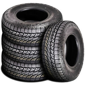 4 New Green Max Traveler A t Lt 285 75r16 Load E 10 Ply At All Terrain Tires
