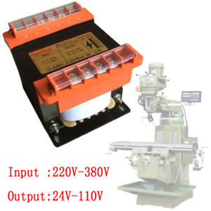 Milling Machine Part Electronic Control Box Transformer Cnc Mill For Bridgeport