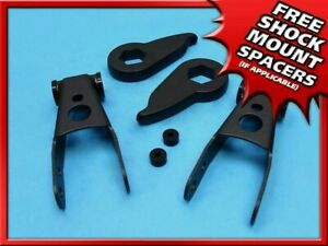 1 3 Adjustable Front Forged 2 Rear Lift Kit Fits 1998 2012 Ford Ranger 4wd