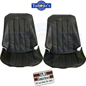 1970 Skylark Front Rear Seat Covers Upholstery 350 Custom Gs 455 Pui
