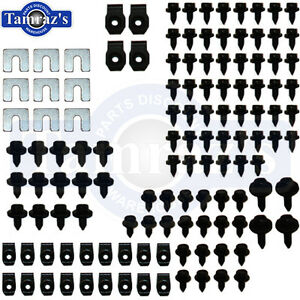 73 80 Chevy Truck Front End Sheet Metal Bolt Hardware Kit More Oe Correct New