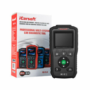 2021 Icarsoft Fd V1 0 Ford Professional Diagnostic Scanner Tool Icarsoft Uk