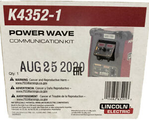 Lincoln Powerwave Wireless Connectivity Module K4352 1 free Shipping
