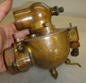 1 1 2 Michigan Wheeler Carburetor Gas Engine Antique Boat Car Tractor
