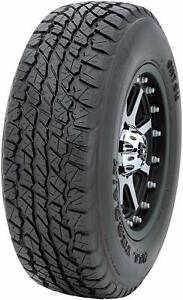 4 New Ohtsu by Falken At4000 245 75r16 109s A t All Terrain Tires