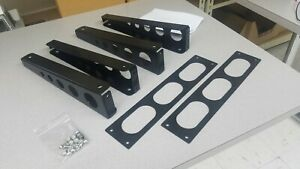 Seat Mounts For Cars Using Vintage Classic Racing Seats Made In Usa