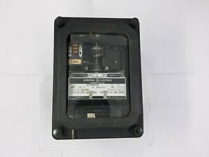 General Electric 12icw51a2a Power Relay 120v 60cycle 5a