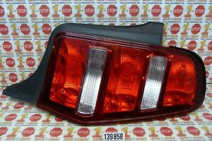 2010 2011 2012 Ford Mustang Passenger Right Side Quarter Mtd Tail Light Lamp Oem