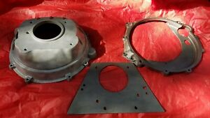 1950 1960 s Chevy Bell Housing Adaptor To Ford Transmission Fc 9