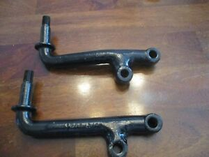 1932 33 34 35 36 Ford Shock Spring Perch Mounts P m