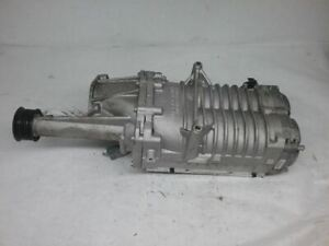 Turbo supercharger 5 0l Fits 13 17 Range Rover 387822