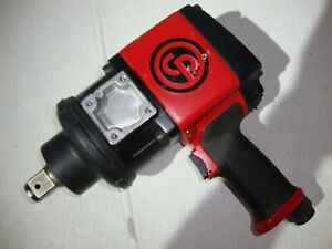 Chicago Pneumatic Cp7776 1 Drive Heavy Duty Air Impact Wrench 5000rpm