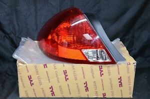 Tyc Replacement 2000 03 Ford Taurus Tail Light Assembly Left Driver 11 5386 01