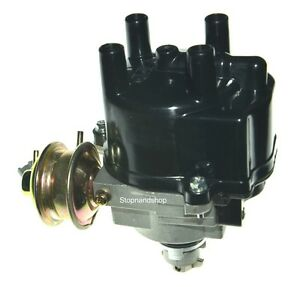 New Ignition Distributor For Complete 1988 1989 Toyota Corolla 1 6l 4af