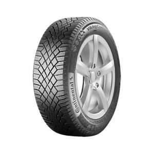 2 New Continental Vikingcontact 7 195 65r15 95t Xl Studless Winter Tires