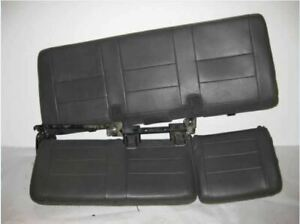 Rear Flip Up Bench Seat 2000 Silverado 1500 R242527