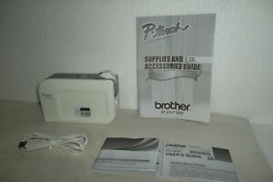 Brother P touch Pt 1230 Pc Label Maker Thermal W usb Pc Connect Window 180dpi