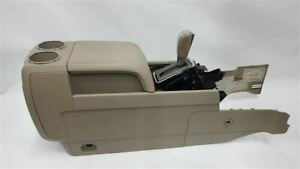Floor Center Console Shifter With Heated Rear Seats Oem 11 12 13 14 Navigator