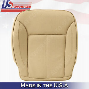 2007 To 2012 Mercedes Benz Gl450 Gl550 Gl320 Driver Bottom Leather Cover Tan