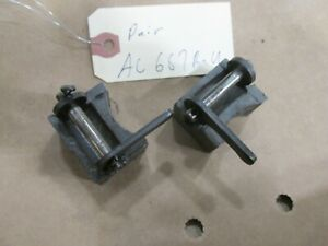John Deere Ac667r Governor Weights Pair