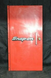 Snap On Side Tool Chest Box Hangers Door Replacement 12x24 Hanging Cabinet Part