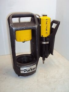 Parker 94c 080 pfd Minikrimp Air Over Hydraulic Hose Fitting Crimper 025399 Pump