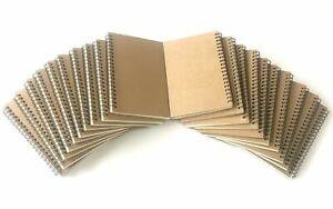Veeppo Bulk Spiral Notebooks 4 8 16 Pack Pocket Size Mini Blank lined dot New