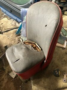 1947 1954 Chevy Truck Bel Air Delivery Wagon Panel Suburban Pass Car Bucket Seat