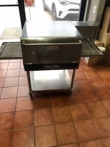 Star Holman Um1854 Impingement Conveyor Oven With Stand