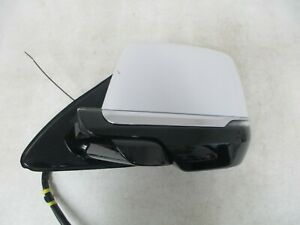 Oem 2015 2019 Cadillac Escalade Lh Left Driver Side Exterior Mirror With Camera