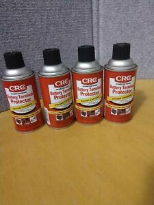 4 Cans Crc Industries 05046 Crc Battery Terminal Protector