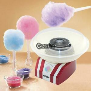 Cotton Candy Machine Maker Nostalgia Retro Party Sugar Kid Child Fun Kit Store