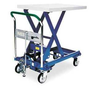 Southworth A 500 Scissor Lift Cart 1100 Lb Cap 23 5 8 w 35 13 16 l