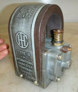 International Type R Magneto Serial No 269280 Hit And Miss Gas Engine Ihc Mag
