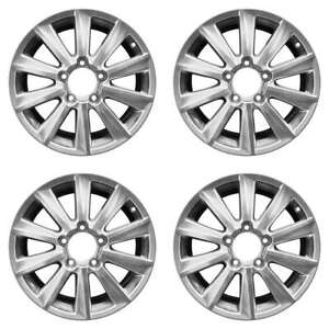 Lexus Lx570 2008 2011 20 Factory Oem Wheels Rims Set