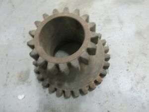 Nos John Deere A836r Idler Gear For Unstyled A With High Speed Gear Assembly