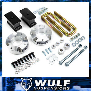 3 Front 3 Rear Lift Kit W Diff Drop For 2007 2020 Toyota Tundra 4wd 4x4