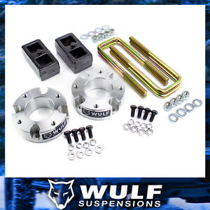 3 Front 2 Rear Leveling Lift Kit Fits 2007 2020 Toyota Tundra 2wd