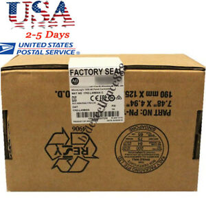 Usa Stock Pro Allen bradley 1762 l40bwa Micrologix 1200 Controller High Quality