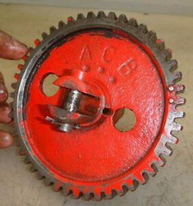 Cam Gear For 1 3 4hp To 3hp Associated United Hit Miss Gas Engine Part No Acb