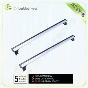 Aluminum For 2011 2016 Q7 Audi Roof Rack Cross Bar Top Luggage Fast Shipping