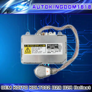Oem Xenon Hid Ballast Headlight Unit Controller Fit For Koito Denso Lexus Toyota
