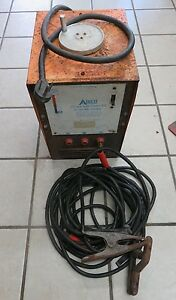 Airco 225 Amp Msm Stinger Ii U Welding Machine Used