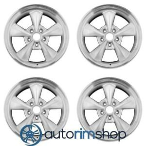 New 17 Replacement Wheels Rims For Ford Mustang Gt 1996 2006 Set
